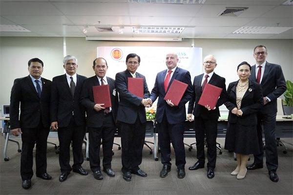 Siemens cooperates with Govt.